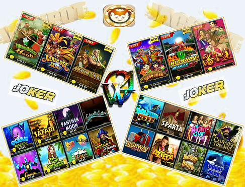 Joker123 Mobile Slot Game Download Free ID Free Welcome Bonus