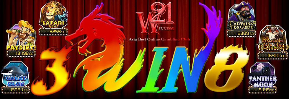 3win8 online casino live games mobile download Malaysia