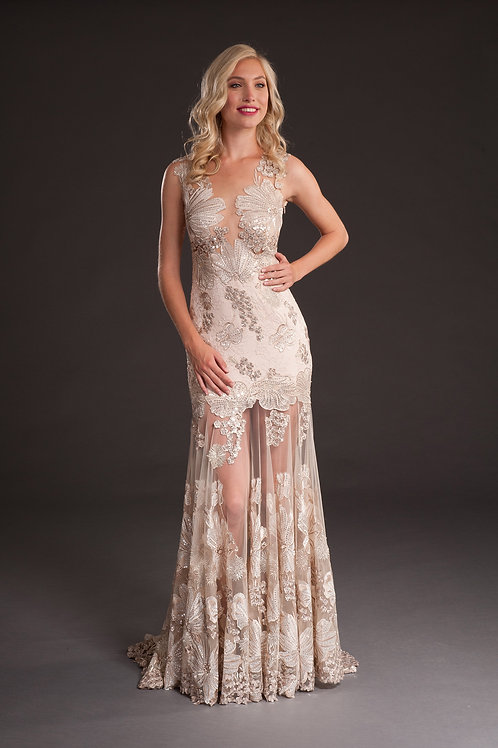 Style Gown OY9334
