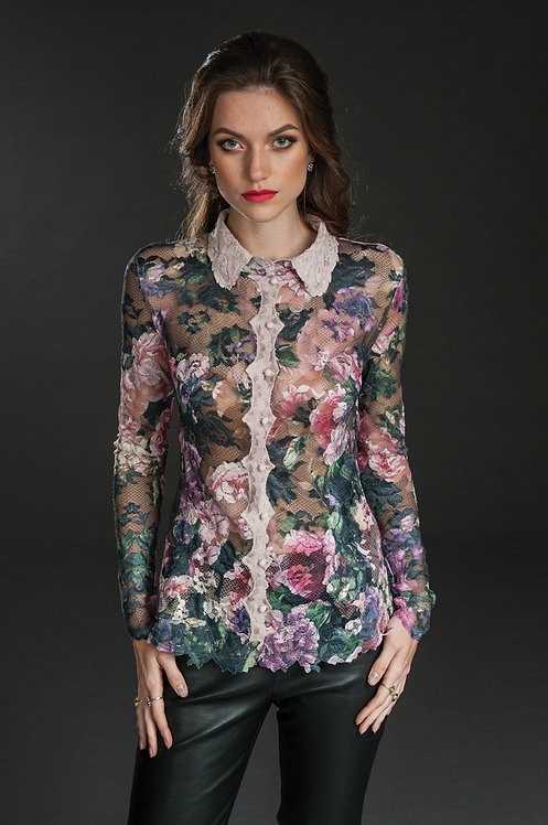 Style Blouse 4320