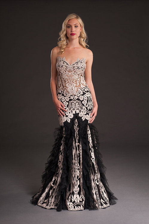 Style Gown OY9337