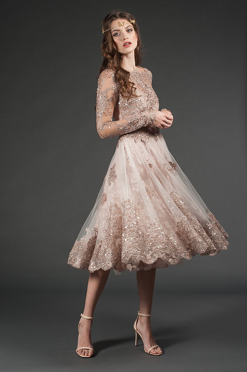 Style Dress OY9105
