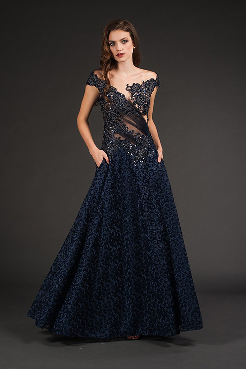 Style Gown OY9110
