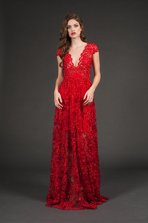 Style Gown OY9109