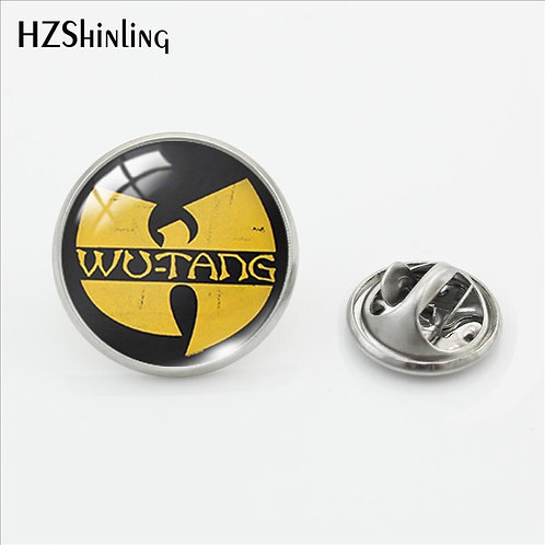 2019 New Wu Tang Clan Pin Stainless Steel New York Hip Hop