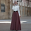 Thumbnail: Princess A-line Dress Ramadan Eid Abaya, Turkish Arab Hijab