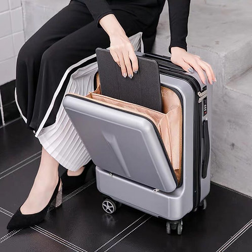 Front Computer Luggage