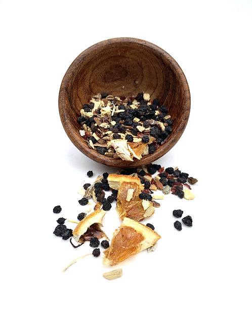 Elderberry Tonic Tea