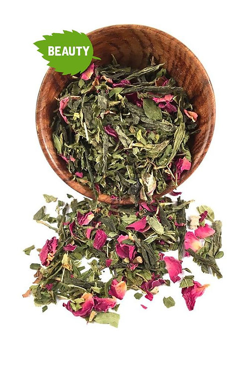 Moroccan Rose Mint