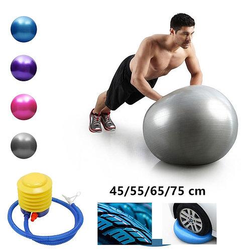 Balance Fit Ball Exercise Pilates Workout Massage