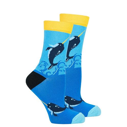 Women's Narwhal Socks