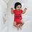 Thumbnail: Unisex Infant Custom  Short-Sleeve Bodysuit