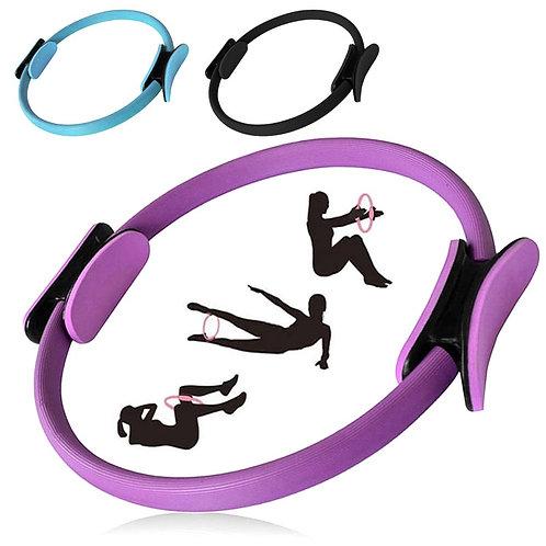 Pilates Ring Yoga Circle Magic Wrap Slimming Body Building