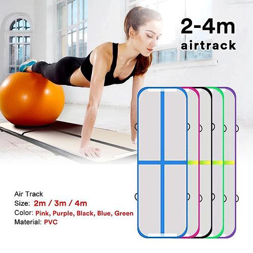 10ft Inflatable Gymnastics Airtrack Tumbling Mat