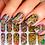 Thumbnail: Paint Splatter Nail Wraps