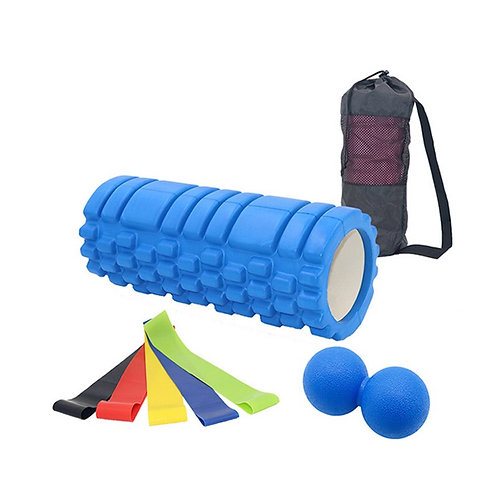 Yoga Shaft Fitness Pilates Foam Column Home Gym Massage
