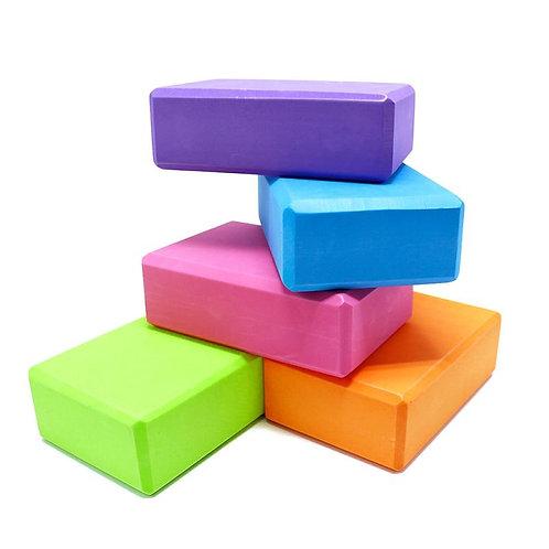 Durable EVA Yoga Bricks Foam Blocks Stretching Aid Body Shaping