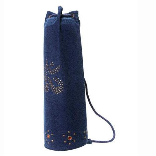 Indigo OM Mahashakti  Yoga Mat Bag
