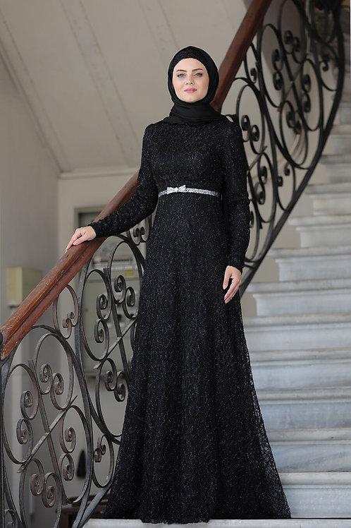 Women Muslim Evening Hijab Dress Quality