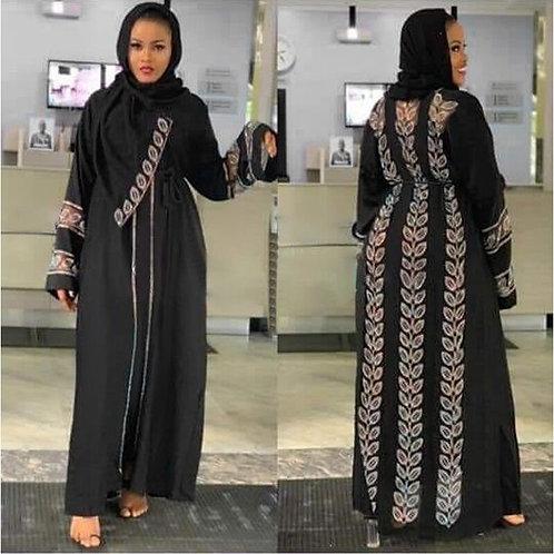 Morrocan Hijab Dress