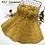 Thumbnail: Arab Women Ripple Cotton Hijab Turban Scarf