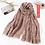 Thumbnail: Winter Cotton Hijab Scarves Shawls and Wraps Lady Pashmina