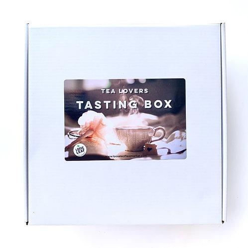 Tea Lovers Tasting Box