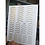 Thumbnail: 1 Sheet Gradient Striped Colorful Lines 3D Nail Art Sticker