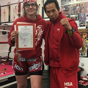 Why Muay Thai Instructors Join MSA
