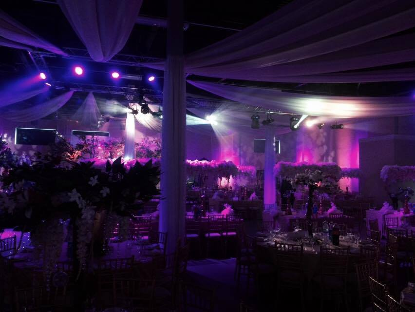 Venue Lighting