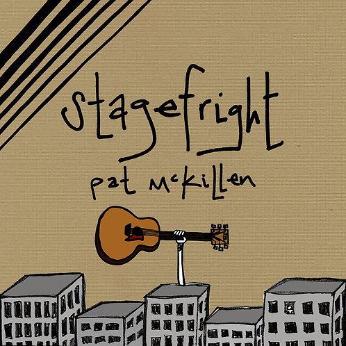 'Stagefright' CD