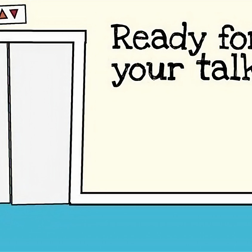 Elevator speech: in 60 Sekunden begeistern!