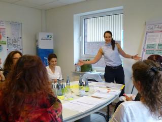 Sommercamp für Gründer voller Erfolg