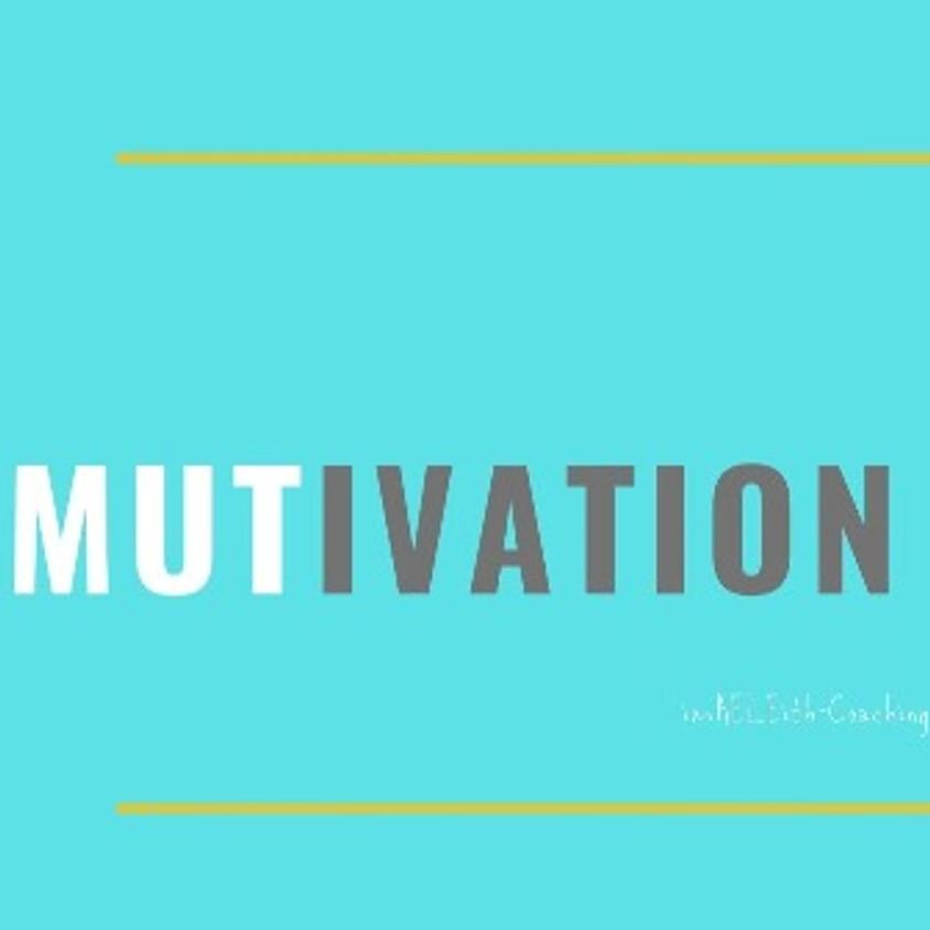 Webinar: MUTivation und Zuversicht