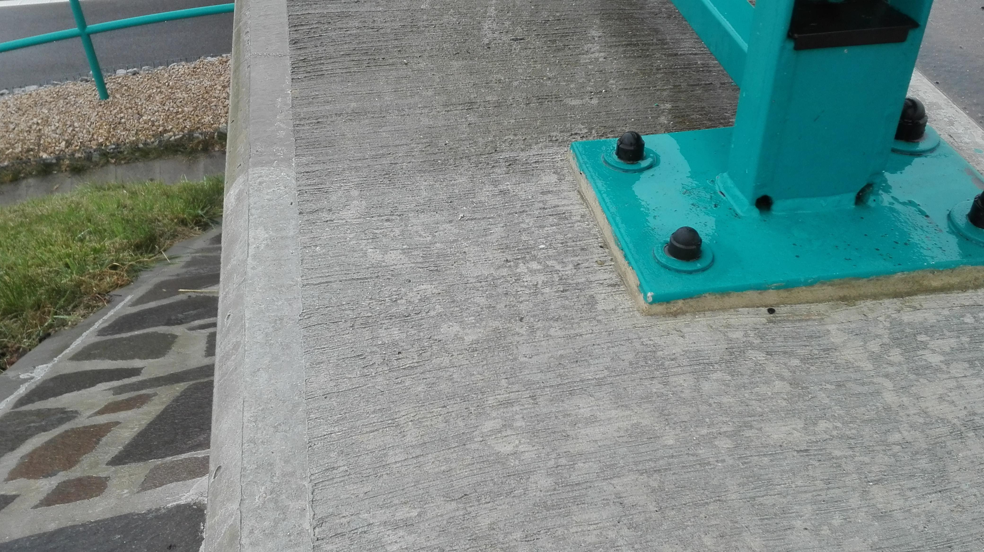 Aplikace beton 5