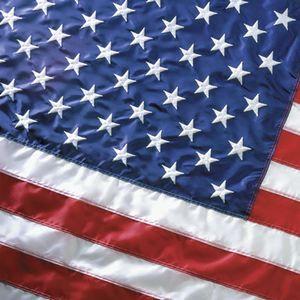 3' x 5' stitched American Flag