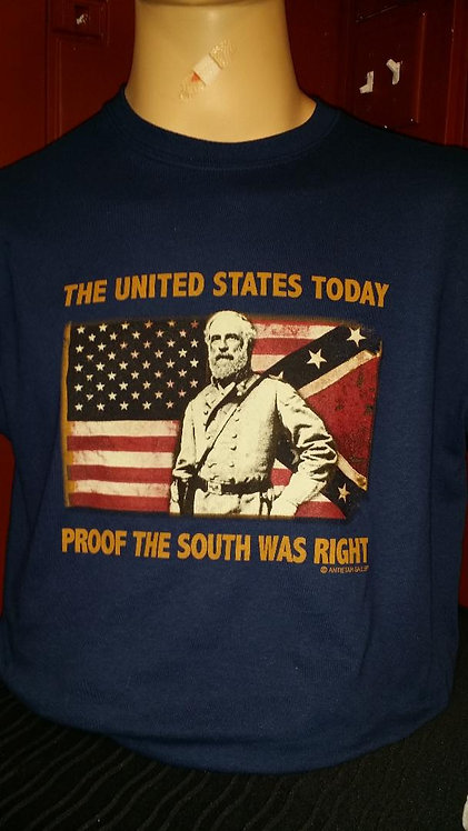 The South was Right T-shirt