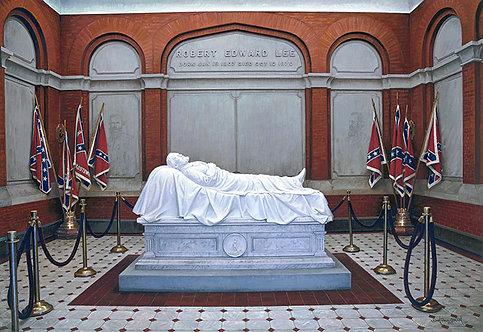 Robert E. Lee's Memorial