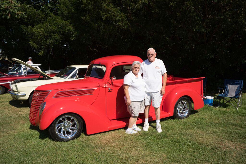Winner! 1939 Ford Pick-up