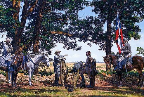 Battlefield Gettysburg
