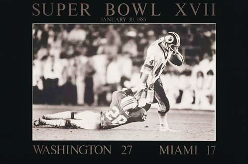 Super Bowl XVII, John Riggins