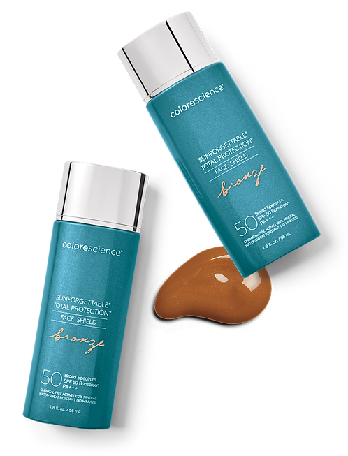 Colorescience Sunforgettable Total Protection - Bronzing Face Shield