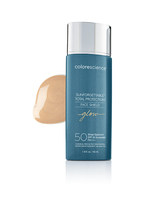 Colorescience Sunforgettable Total Protection - Glow Face Shield
