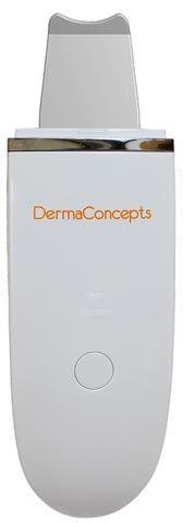 DermaConcepts Ultrasonic Skin Scrubber