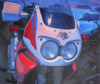 The Last Night (on Love Bike)