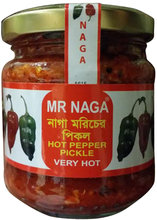 MR NAGA HOT PICKLE