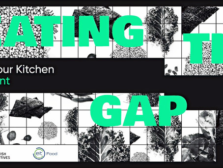 Eating the Gap, the immersive online experience of 2020