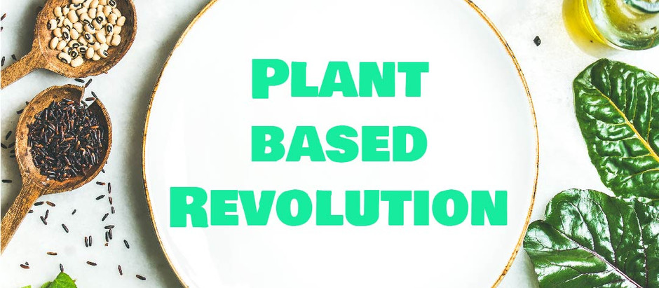 Plant-based revolution - Grow, Buy and Eat more plants!