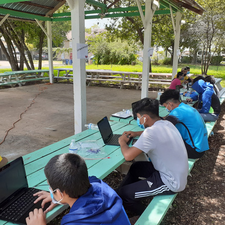 Meet Our New Coding Champions at RCYF's Annual Gamer Nation Summer Camp