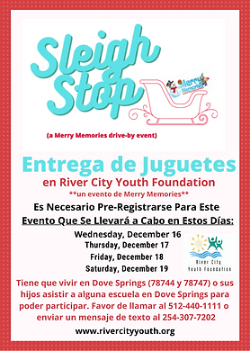 Family Flyer-Sleigh Stop 2020 SpanishR2.
